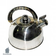 Чайник из коррозионно-стойкой стали 2.2 л  Арт.НY610В