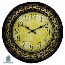 Часы настенные из пластмассы  Арт.10032