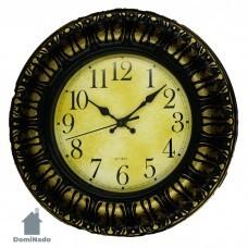 Часы настенные из пластмассы  Арт.10035