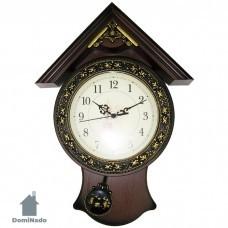 Часы настенные из пластмассы  Арт.6610