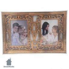 Рамка для фото  из пластмассы Арт.L-622