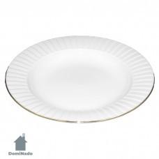Тарелка глубокая из фарфора 23 СМ Арт.RLS1690-1