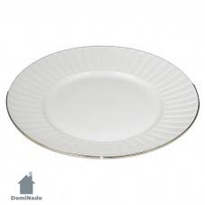Тарелка из фарфора 21 СМ Арт.RLS1690-2
