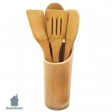 Изделия из бамбука и дерева