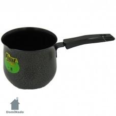 Кофеварка из стали с противопригарным покрытием  Арт.30-8