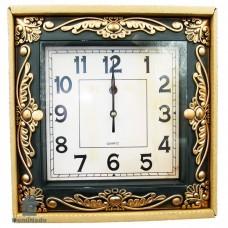 Часы настенные из пластмассы  Арт.516