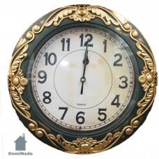 Часы настенные из пластмассы  Арт.517