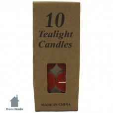 Набор свечей  из парафина  Арт.RR125-10