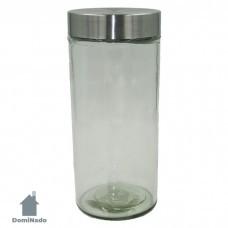 Емкость для сыпучих продуктов из стекла Арт.QR1000