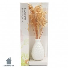 Цветы искусственные в вазочке из полимерных материалов  Арт.XH185