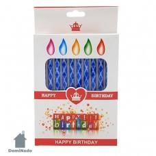 Набор свечей праздничных из парафина  Арт.503-30