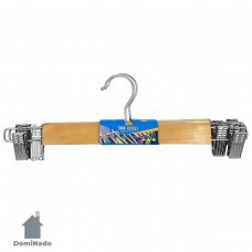 Вешалка брючная из дерева Арт.MTJ-32