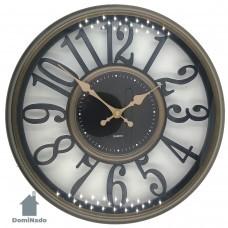 Часы настенные из пластмассы  Арт.3131